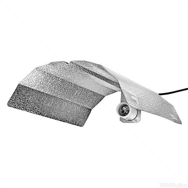 Wing Grow Light Reflector - 15 in. Aluminum Wing Image