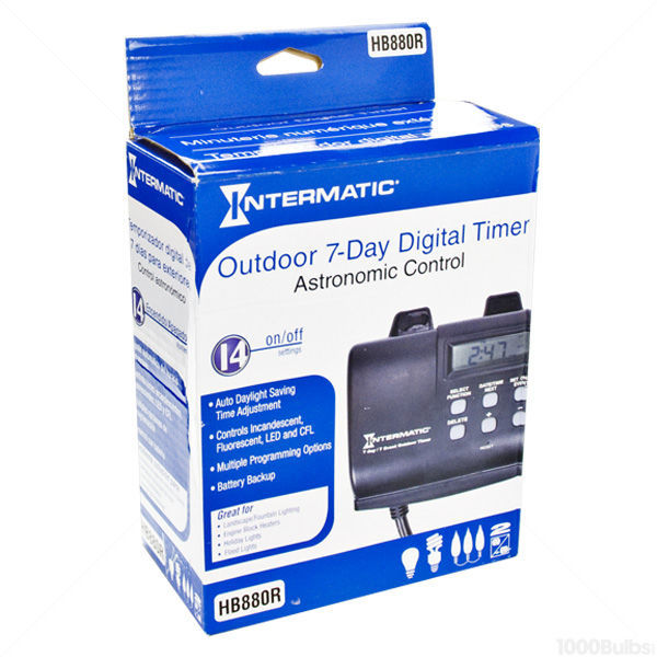 Intermatic HB880R - Outdoor Timer Image