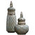 Uttermost 19689 - (Set of 2) Ceramic Decorative Containers