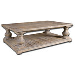 Uttermost 24251 - Fir Wood Cocktail Table Image
