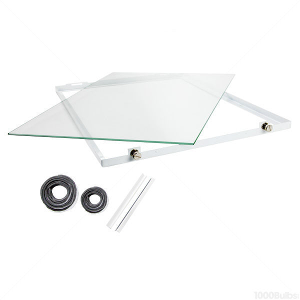 Daystar 6 in. Tempered Replacement Glass Image