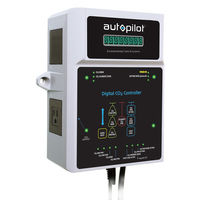Digital CO2 Controller with Fuzzy Logic - Remote Probe - 1 Outlet for CO2 Devices - 120V - 14.5A - Autopilot APCECOD