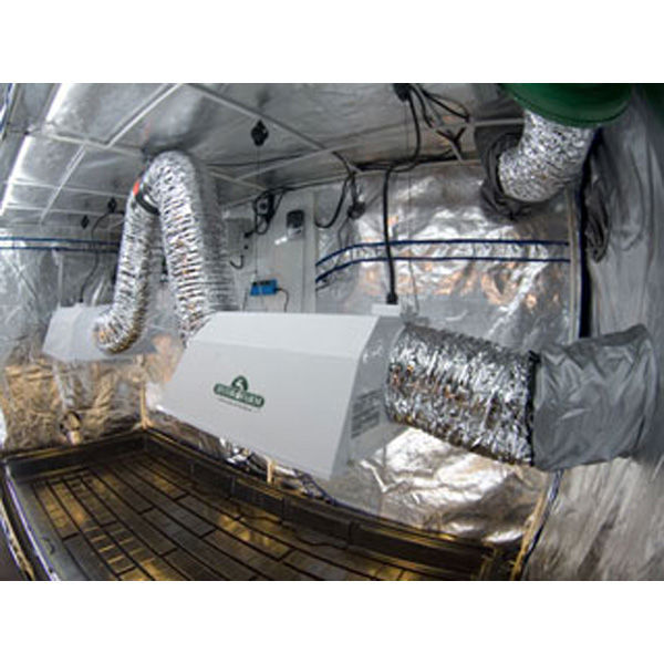 HydroHut - Grow Tent - Silver Edition Image