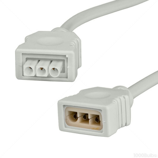 12 in. Length - Linking Cable - White Image