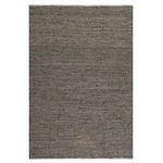 Uttermost 71001-9 - Tobais Rescued Leather and Natural Hemp Rug - 9 ft. x 12 ft. Image