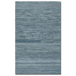 Uttermost 73013-5 - Genoa Rescued Denim and Undyed Wool Rug - 5 ft. x 8 ft. Image