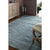 Uttermost 73013-5 - Genoa Rescued Denim and Undyed Wool Rug - 5 ft. x 8 ft.