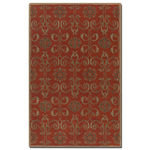 Uttermost 73040-5 - Favara Washed Wool Rug - 5 ft. x 8 ft. Image