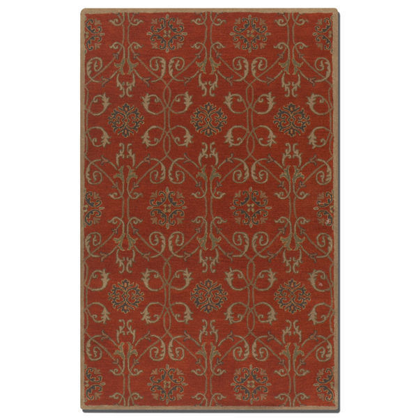 Uttermost 73040-8 - Favara Washed Wool Rug - 8 ft. x 10 ft. Image