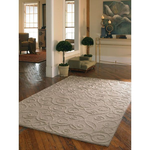 Uttermost 73041-5 - Vienna Wool and Viscose Rug - 5 ft. x 8 ft. Image
