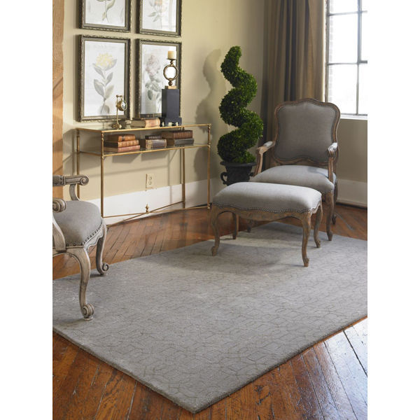 Uttermost 73027-5 - Cambridge Wool and Viscose Rug - 5 ft. x 8 ft. Image