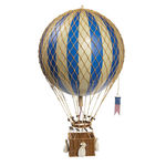 Blue Royal Aero - Hot Air Balloon Model Image