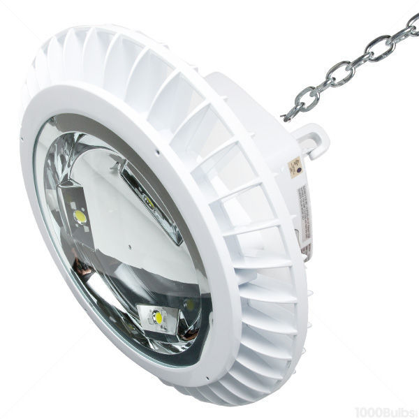 LED High Bay - 7612 Lumens - 78 Watt - 250W Equal Image