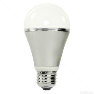 4 Watt - A19 LED Light Bulb - Kobi LED-AD-4W245-27
