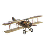 French Spad XIII - Authentic Bi-Plane Model Image