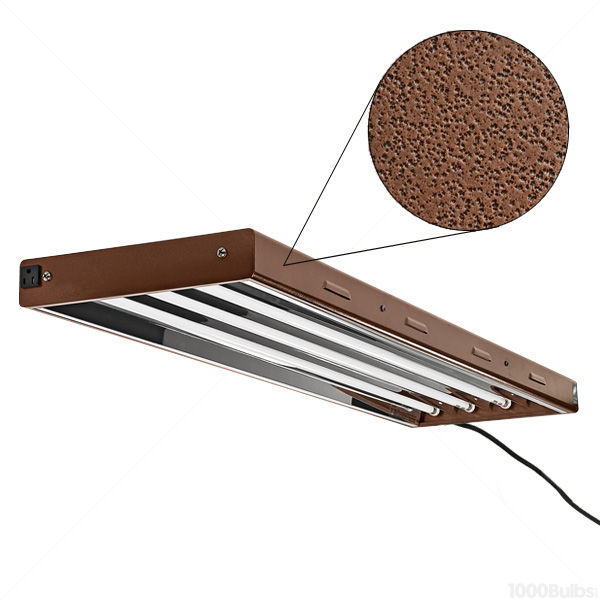 4 ft. T5 Fluorescent Grow Light - HydroFarm FLP44