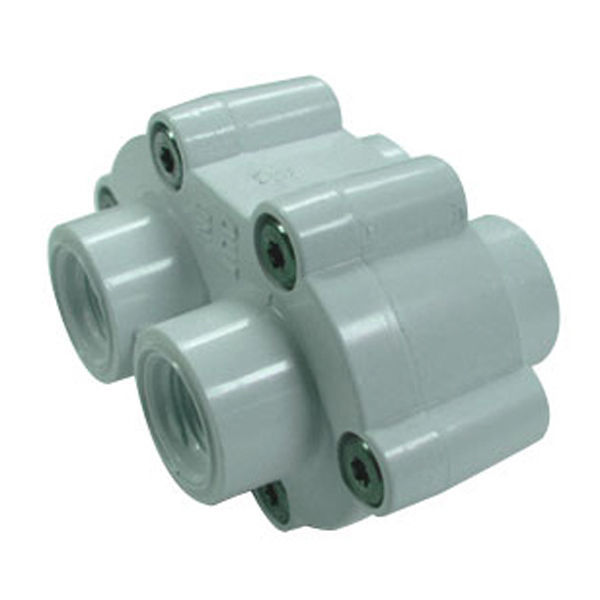 High Pressure Auto Shutoff Valve with Back Flow Preventer Image