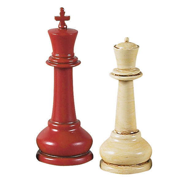 Masters Staunton Chess Set - Collector's Game Image