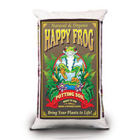 Potting Soil - Organic - 12 Quarts - Happy Frog