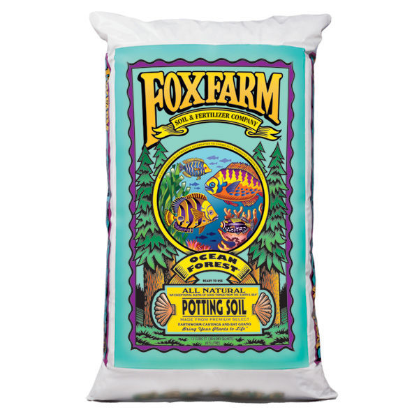 organic potting soil organic potting soil 1 5 cu ft foxfarm fx14000 29447