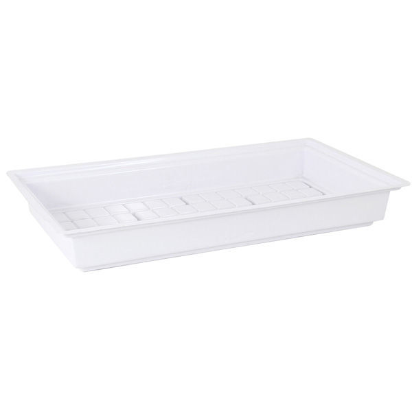 Premium White Flood Table - 3 ft. x 3 ft. Image