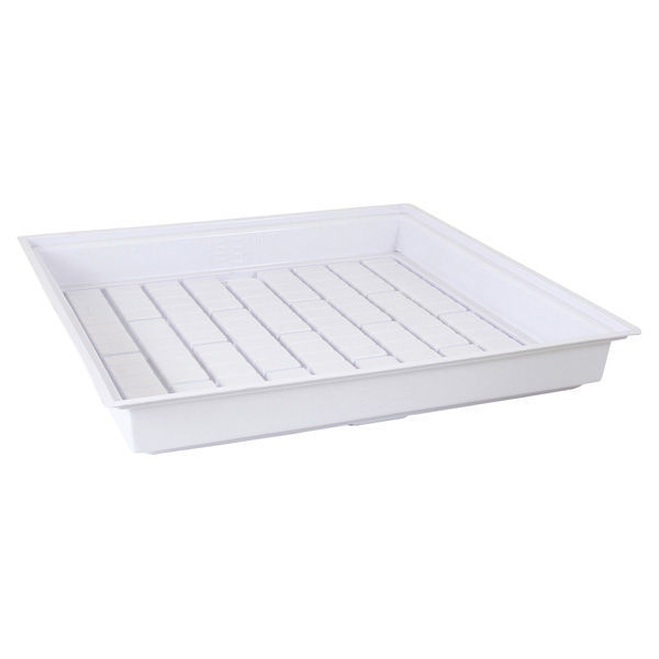 Premium White Flood Table - 4 ft. x 4 ft. Image