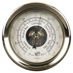 Captain's Barometer - Weather Instrument Image