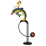Mermaid Sky Hook - Metal Balance Toy Image