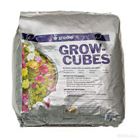 1 cu. ft. - Grow Cubes - Stonewool - 1/4 in. Cubes - Grodan RW91001