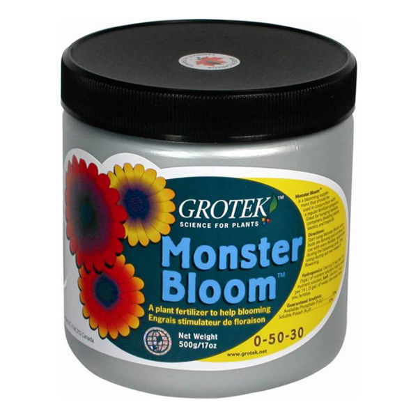 Monster Bloom - 2.5 kg Image