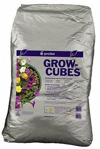 2 cu. ft. - Grow Cubes - Stonewool - 1/4 in. Cubes - Grodan RW91003
