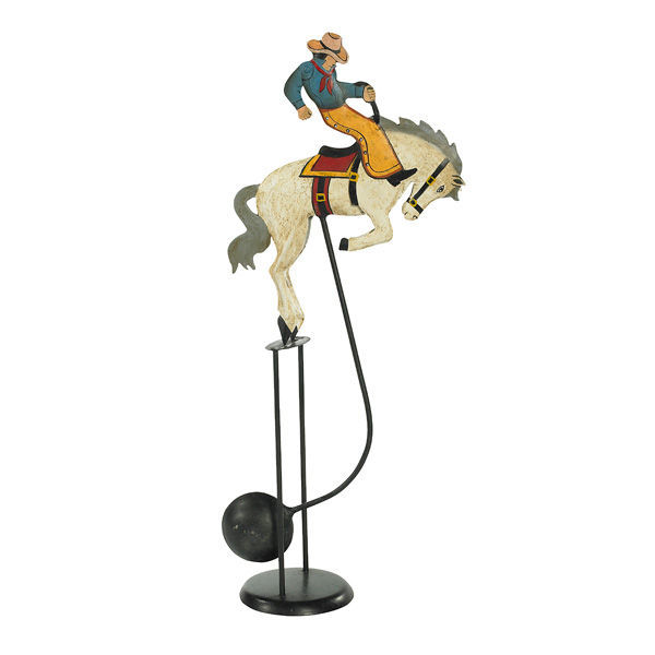 Rodeo Sky Hook - Metal Balance Toy Image