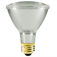 38 Watt - PAR30 - 50 Watt Equivalent - Long Neck Flood - Halogen - 1,500 Life Hours - 520 Lumens - 120 Volt