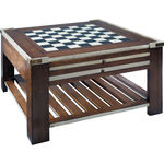 Game Table in Ivory - Multifunctional Table Image