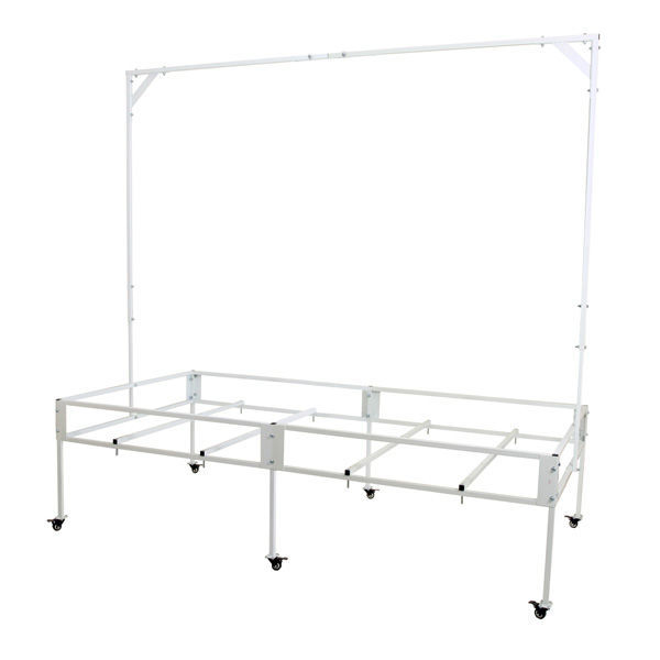Tray Stand with Light Kit - 8 ft. x 4 ft. Image