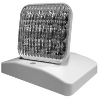 LED Remote Lamp Head - For use with CLED or VLED Emergency Lighting Units - White - Exitronix CLED