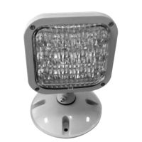 Weatherproof - LED Remote Lamp Head - 12 LEDs - For use with CLED or VLED Emergency Lighting Units - EX-CLEDWP - Exitronix CLED-WP
