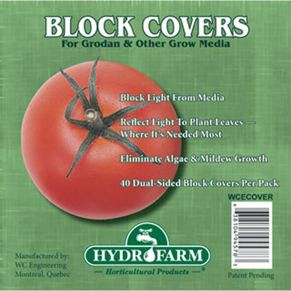 Rockwool Block Covers - 4 in. Image