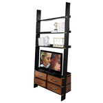 Gallery TV Ladder - Wall Cabinet Image