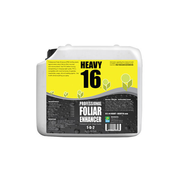 Heavy 16 - Foliar Spray – 1 Liter Image