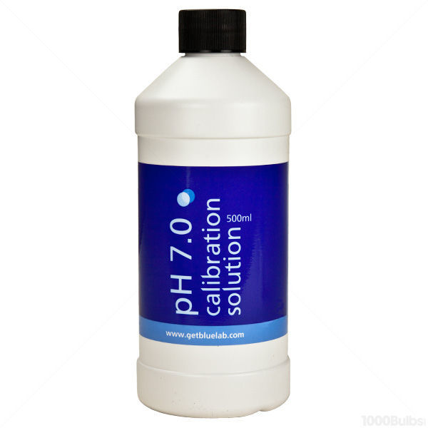 Bluelab HD7CAL500 - pH 7.0 - 500ml - Calibration Solution Image
