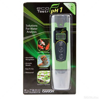 Oakton OK35423-00 - EcoTestr pH1 Waterproof Pen - Pocket pH Meter - Waterproof - Battery Operated - Includes Electrode Cover/Sample Cup