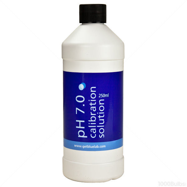 Bluelab HD7CAL250 - pH 7.0 - 250ml - Calibration Solution Image