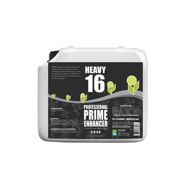 Heavy 16 - Prime Enhancer 10 Liter Image