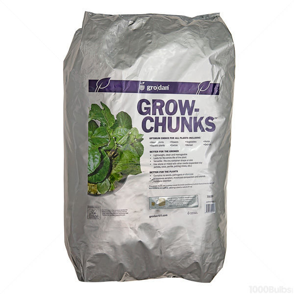 Grow Chunks - 2 cu.ft. Image