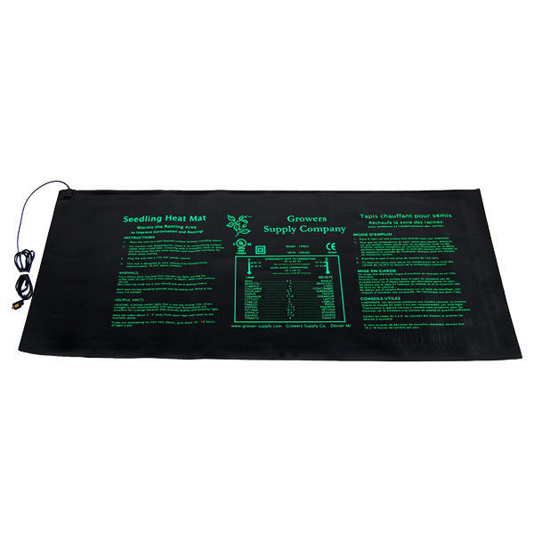 48 in. x 20 in. - Seedling Heat Mat Image