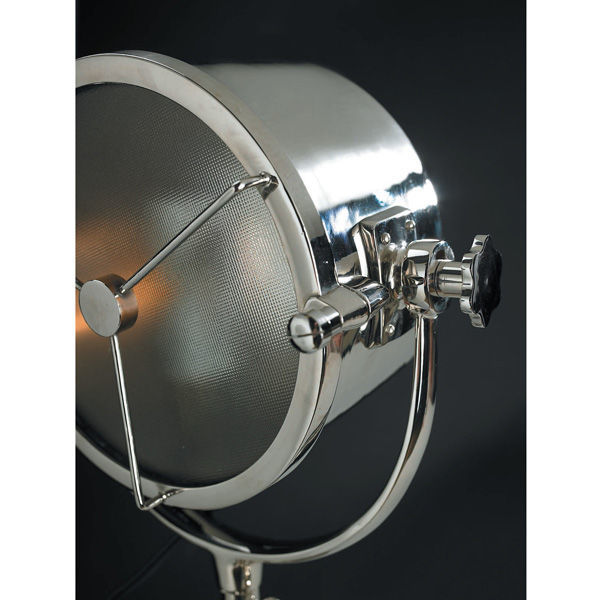 Authentic Reproduced Searchlight 1940 - Floor Lamp Image