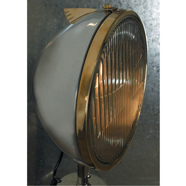 Authentic Reproduced 1928 Cadillac Head Lamp - Floor Lamp Image