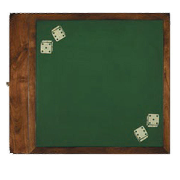 Game Table in Black - Multifunctional Table Image
