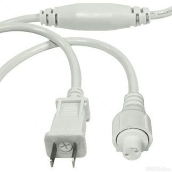 3/8 in. - LED Rope Light Rectified Power Cord Image